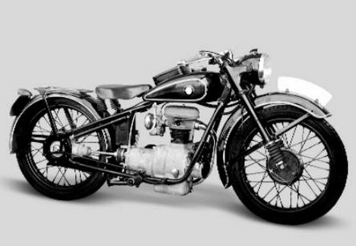 miniature BMW R20 1938 - 3