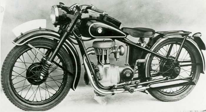 miniature BMW R20 1938 - 1