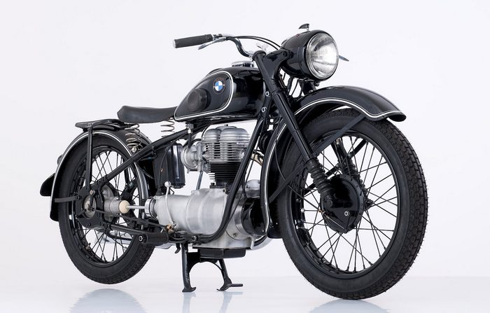 miniature BMW R24 1950 - 2