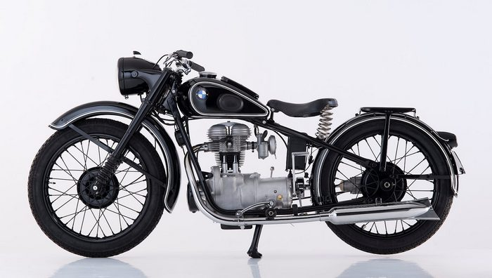 miniature BMW R24 1950 - 6