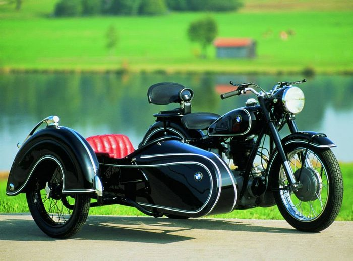 miniature BMW R25/3 1953 - 2
