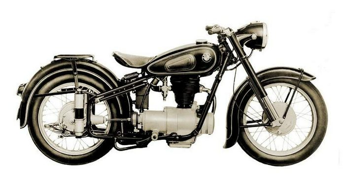 miniature BMW R25/3 1953 - 1