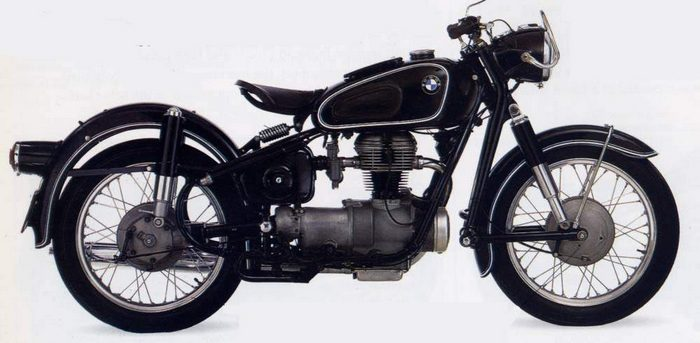 miniature BMW R26 1960 - 2