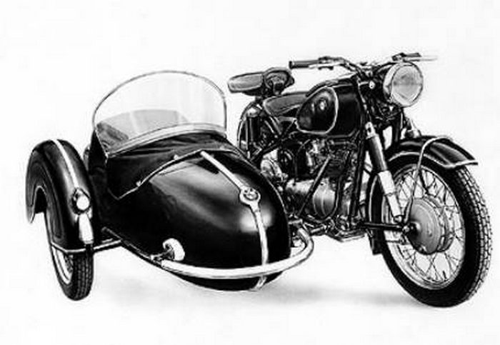 miniature BMW R27 1961 - 4