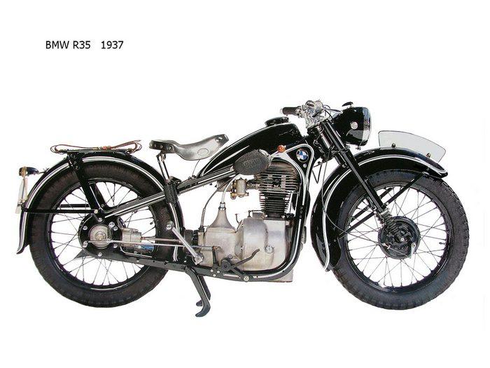 BMW R35 1938 - 3