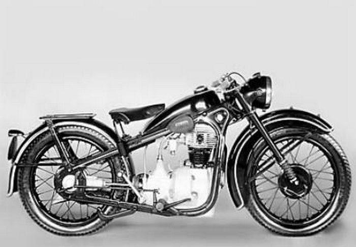 BMW R35 1938 - 4