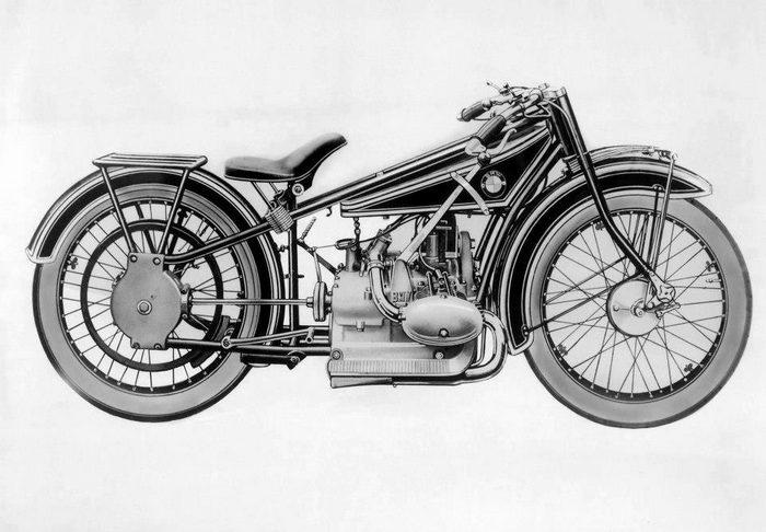 BMW R37 1926 - 5