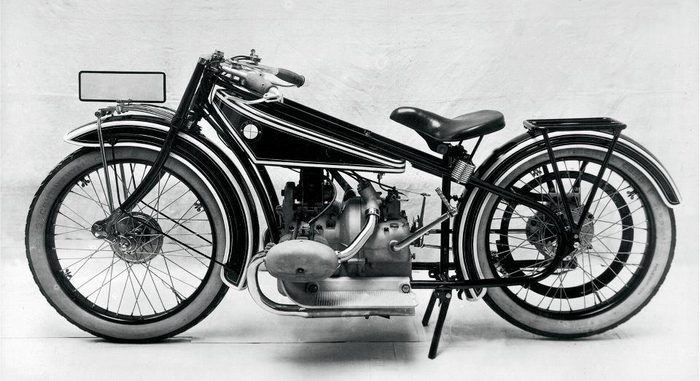 BMW R37 1926 - 3