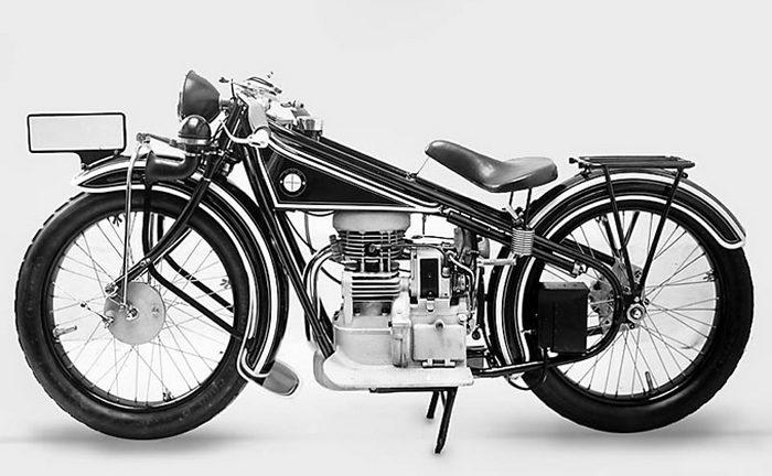 BMW R39 1925 - 5