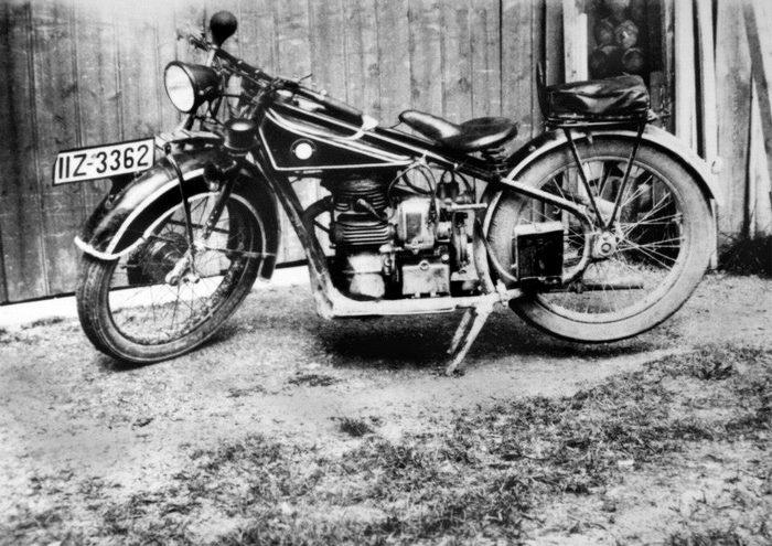 BMW R39 1926 - 4