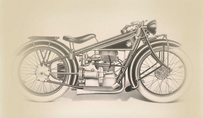 BMW R39 1926 - 3