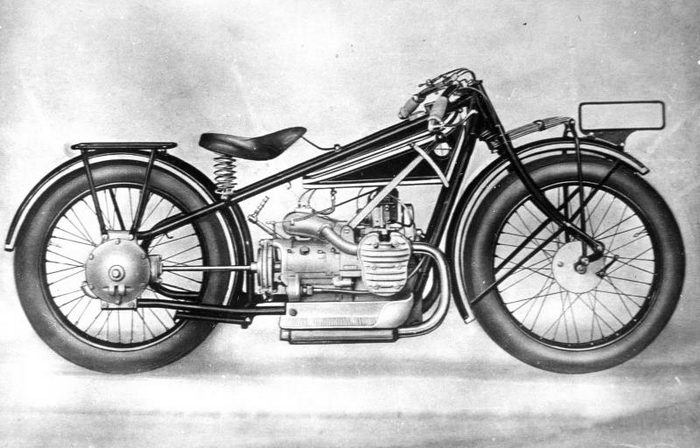miniature BMW R42 1928 - 1