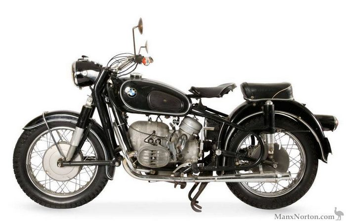 miniature BMW R50 1959 - 6