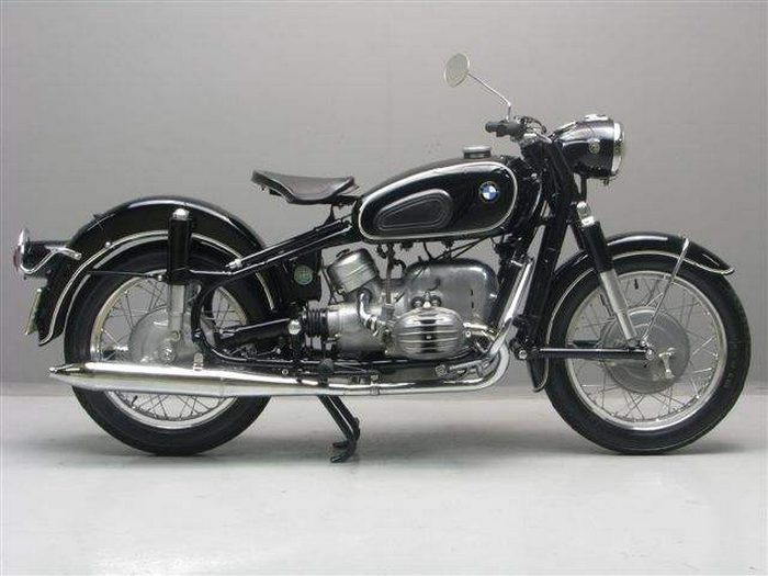 miniature BMW R50 1959 - 5