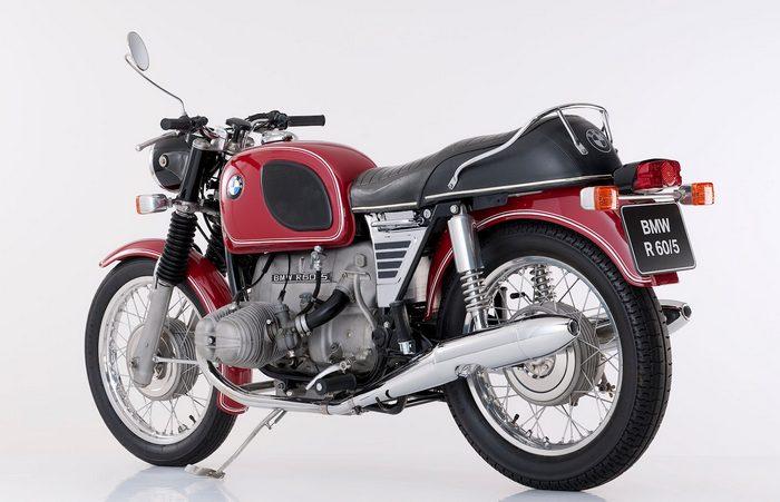 BMW R60/5 1969 - 6