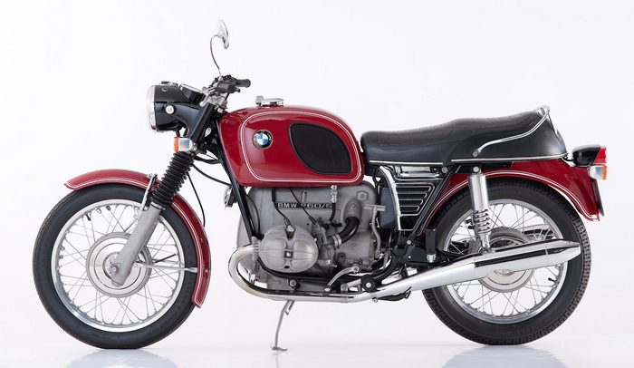miniature BMW R60/5 1970 - 1
