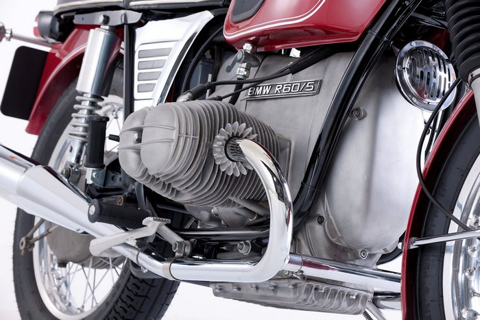 miniature BMW R60/5 1970 - 2