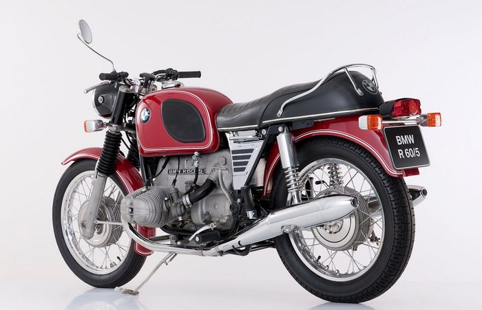 miniature BMW R60/5 1970 - 3