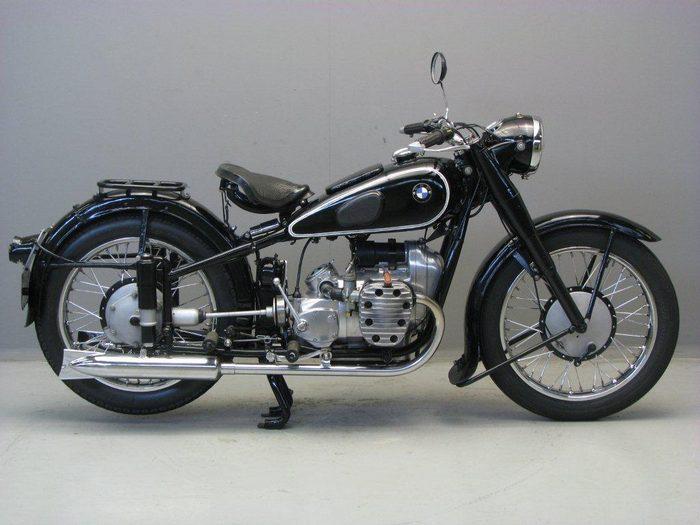 BMW R71 1940 - 4