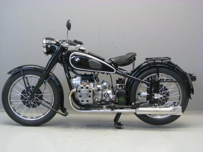 BMW R71 1940 - 6