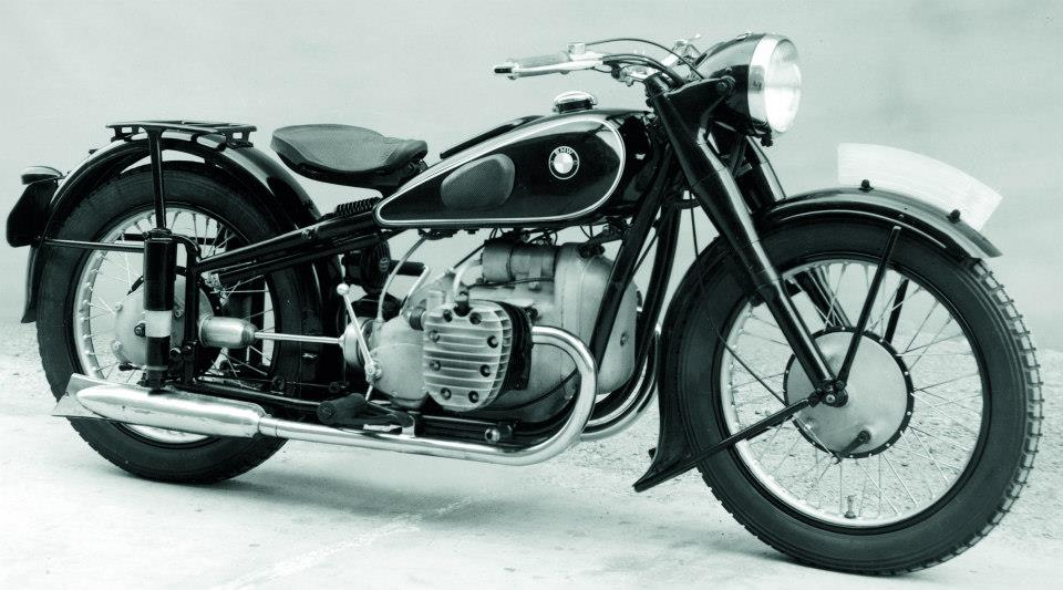 miniature BMW R71 1938 - 6