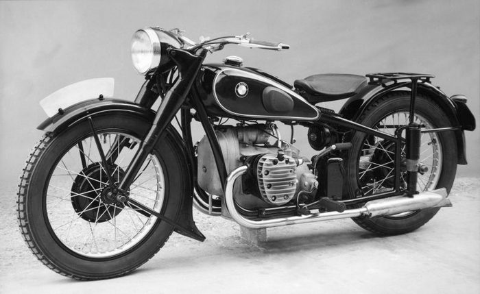 miniature BMW R71 1938 - 5
