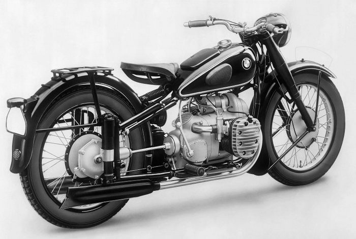 miniature BMW R71 1938 - 4