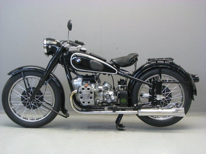 miniature BMW R71 1938 - 3