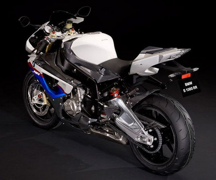 BMW S 1000 RR Carbon Edition 2010 - 2