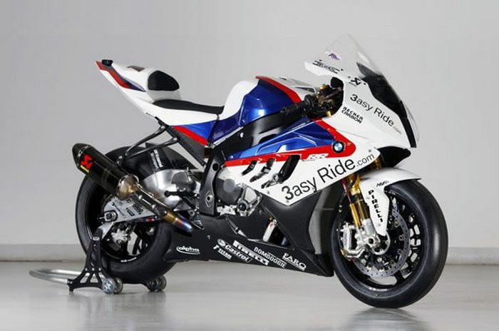 BMW S 1000 RR Factory SUPERBIKE 2010 - 16