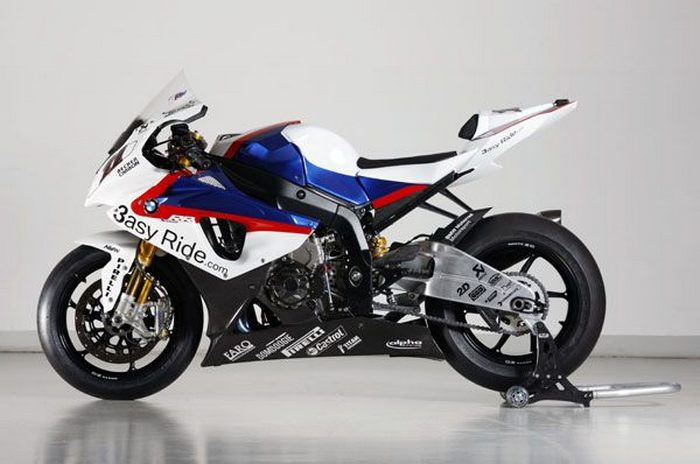 BMW S 1000 RR Factory SUPERBIKE 2010 - 10