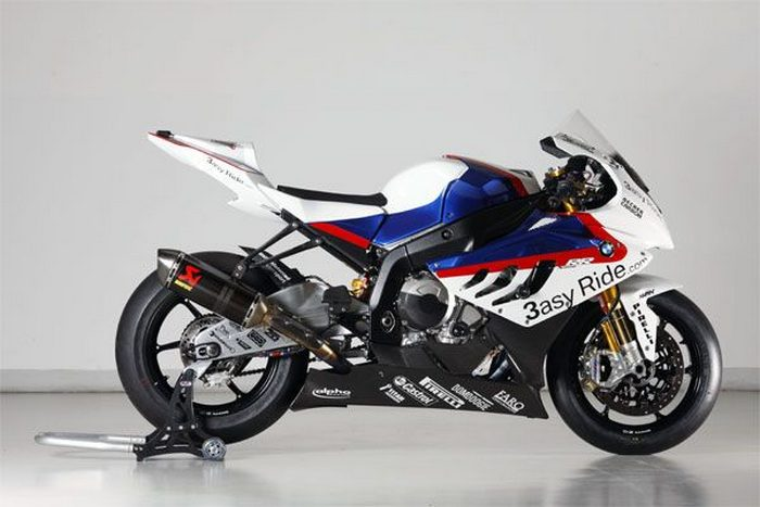 BMW S 1000 RR Factory SUPERBIKE 2010 - 3