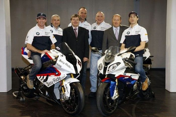 BMW S 1000 RR Factory SUPERBIKE 2010 - 6