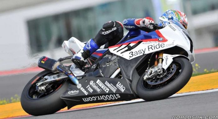 BMW S 1000 RR Factory SUPERBIKE 2010 - 15