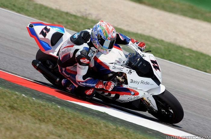 BMW S 1000 RR Factory SUPERBIKE 2010 - 1