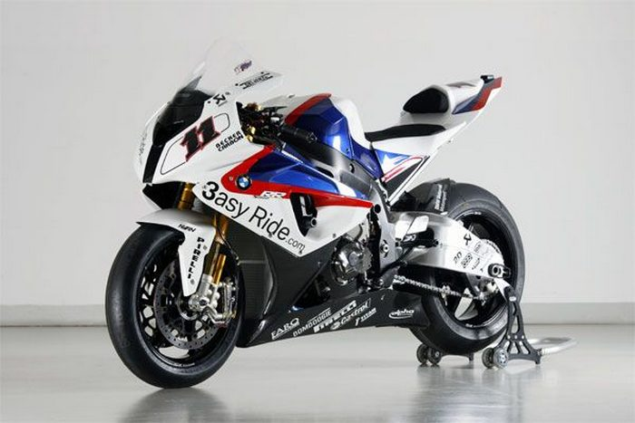 BMW S 1000 RR Factory SUPERBIKE 2010 - 21