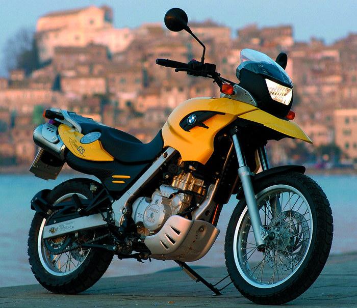 Bmw F 650 Gs 2004 Fiche Moto Motoplanete