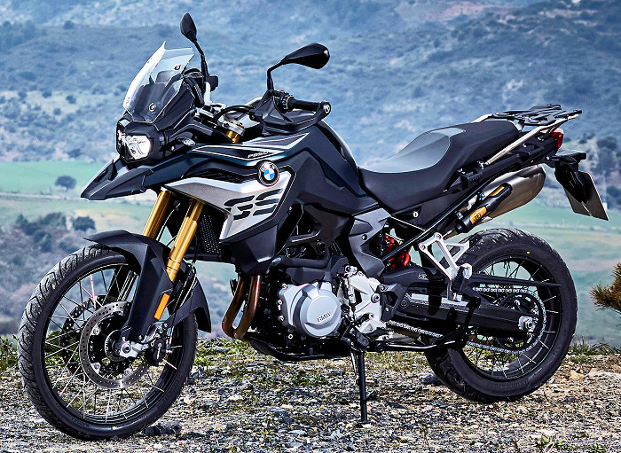 bmw f 850 gs 2019 fiche moto motoplanete. Black Bedroom Furniture Sets. Home Design Ideas