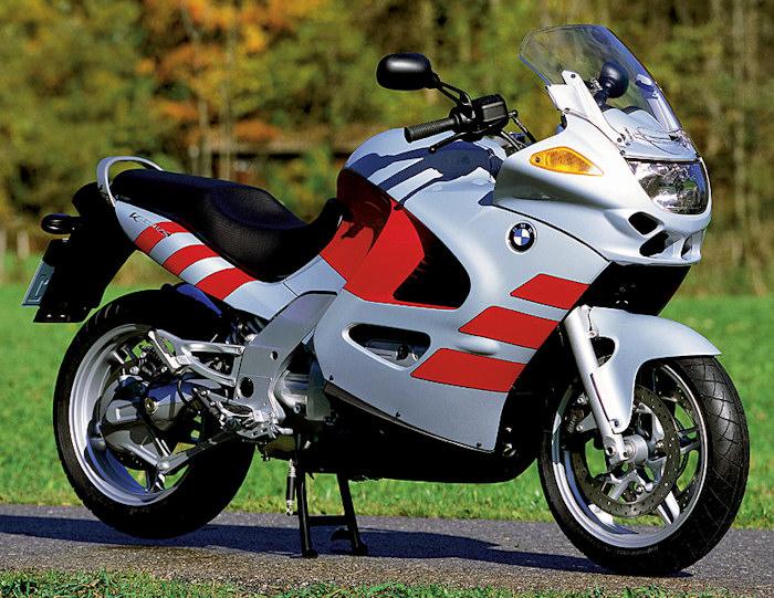 BMW K 1200 RS 2001 - Fiche moto - MOTOPLANETE