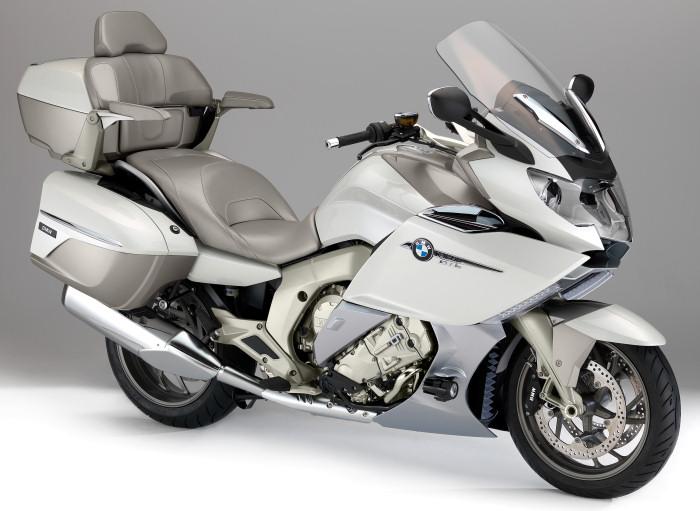 BMW K 1600 GTL Exclusive 2014 - Fiche moto - MOTOPLANETE