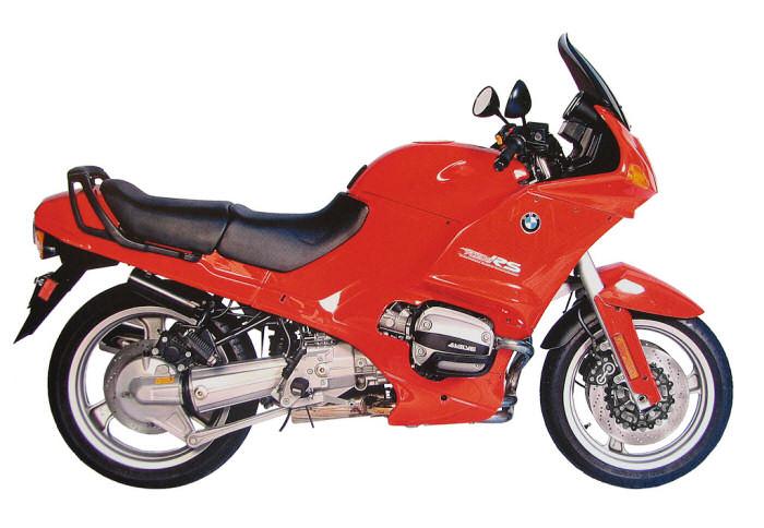 bmw r 1100 rs 1993 - fiche moto - motoplanete