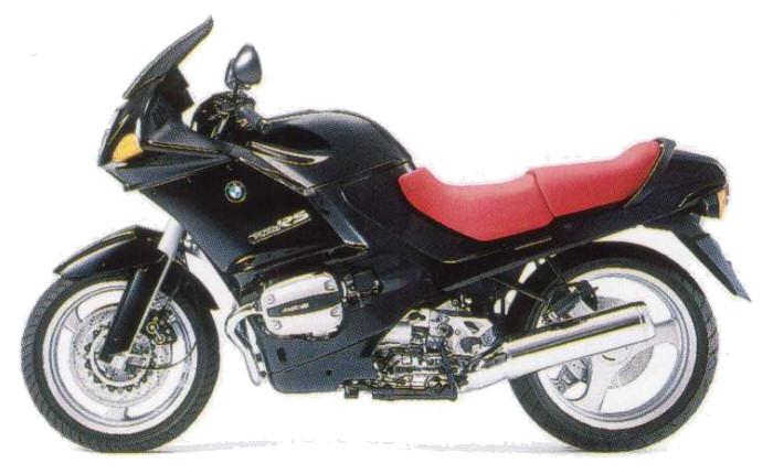 bmw r 1100 rs 1995 fiche moto motoplanete. Black Bedroom Furniture Sets. Home Design Ideas