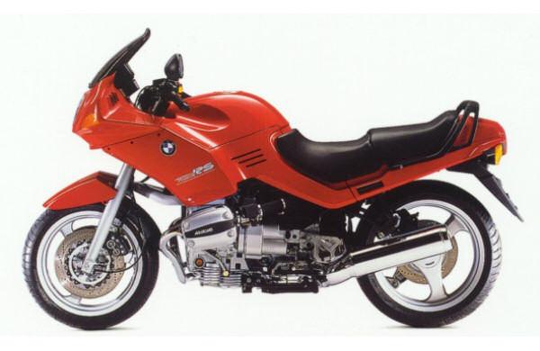 bmw r 1100 rs 1998 - fiche moto - motoplanete