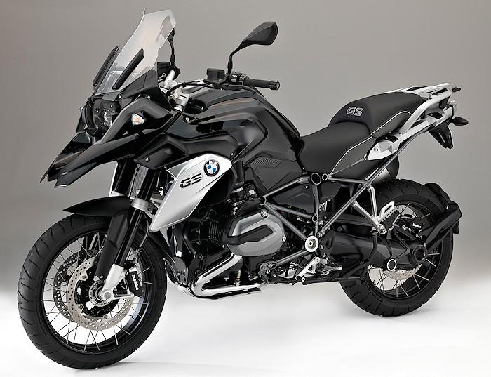 Bmw R 1200 Gs Triple Black 2016 Fiche Moto Motoplanete