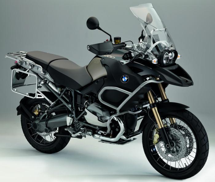 bmw r 1200 gs adventure 90 ans 2013 - fiche moto - motoplanete