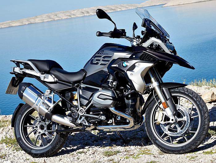 bmw r 1200 gs exclusive 2017 - fiche moto - motoplanete