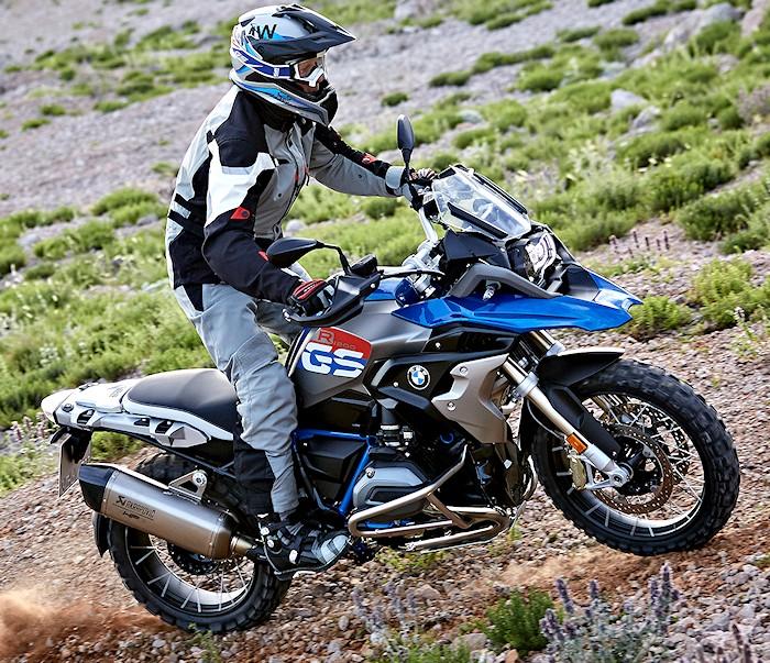 bmw r 1200 gs rallye 2017 - fiche moto - motoplanete