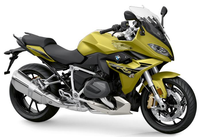 Bmw R 1250 Rs 2019 Fiche Moto Motoplanete