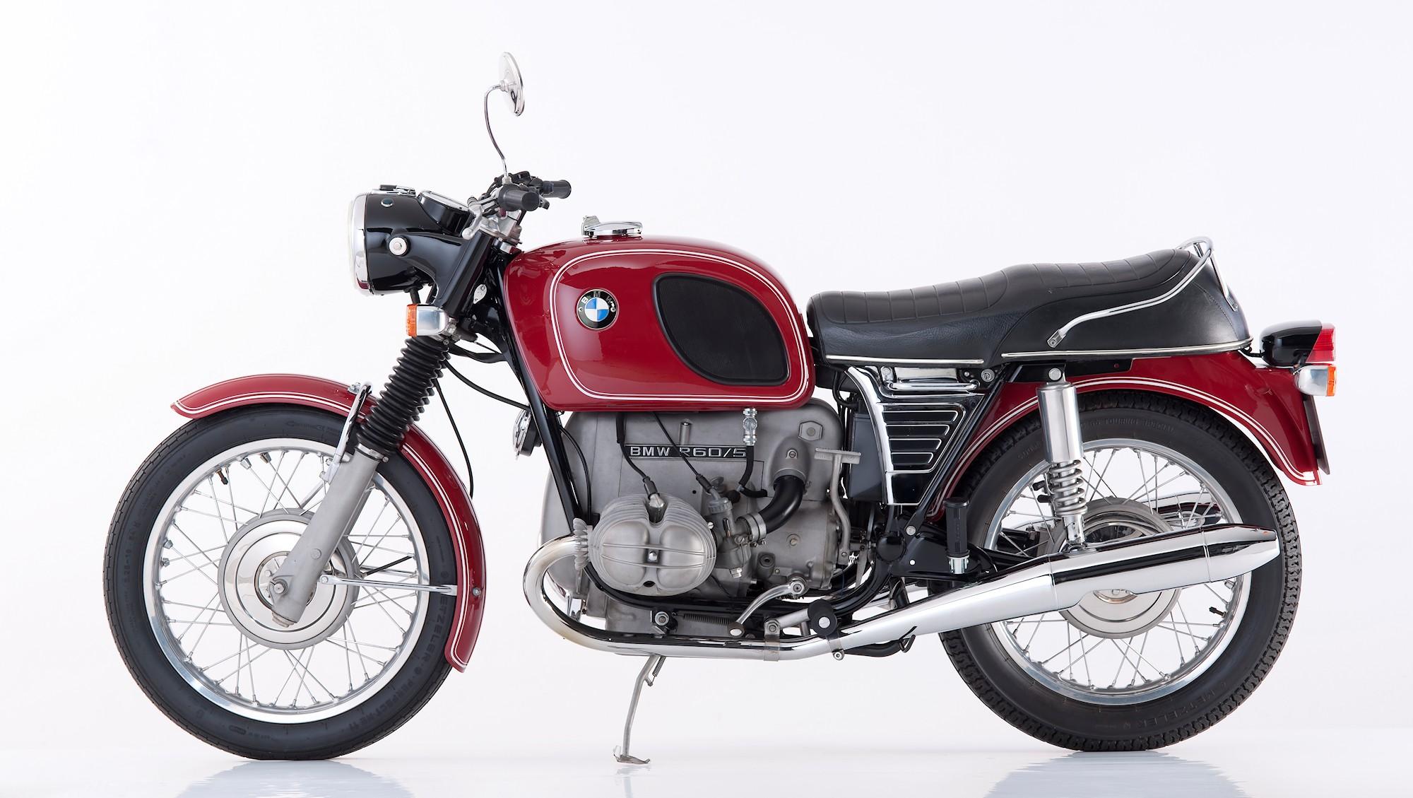 bmw r60 5 1971 fiche moto motoplanete. Black Bedroom Furniture Sets. Home Design Ideas