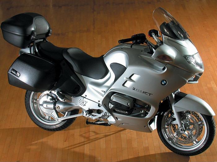 bmw r 850 rt 2005 - fiche moto